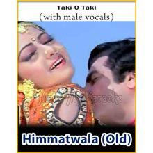 Taki O Taki (With Male Vocals) - Himmatwala (MP3 Format)
