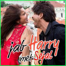 Radha - Jab Harry Met Sejal (MP3 Format)