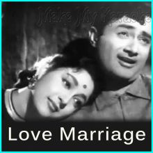 Dheere Dheere Chal - Love Marriage (MP3 Format)