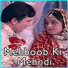 Yeh Jo Chilman Hai - Mehboob Ki Mehndi (MP3 Format)