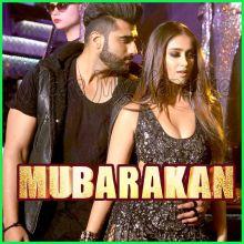 Mubarakan - Mubarakan (MP3 And Video-Karaoke Format)