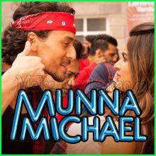 Ding Dang - Munna Michael (MP3 And Video-Karaoke Format)