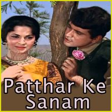 Mehboob Mere - Patthar Ke Sanam (MP3 And Video-Karaoke Format)
