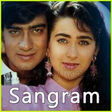 Bheegi Hui Hai Raat Magar - Sangraam (MP3 Format)