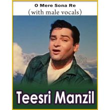 O Mere Sona Re (With Male Vocals) - Teesri Manzil (MP3 Format)