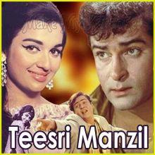 O Mere Sona Re - Teesri Manzil (MP3 And Video-Karaoke Format)