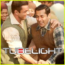 Naach Meri Jaan - Tubelight (MP3 Format)