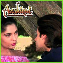 Jaane Jigar Jaaneman - Aashiqui (MP3 And Video-Karaoke Format)
