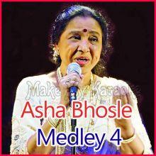 Asha Bhosle Medley 4 - Asha Bhosle Medley 4