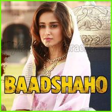 Rashke Qamar (Female) - Baadshaho (MP3 And Video-Karaoke Format)