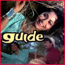 Aaj Phir Jeene Ki - Guide (MP3 And Video-Karaoke Format)