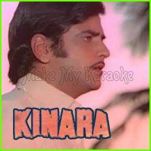 Naam Gum Jayega - Kinara (MP3 And Video-Karaoke Format)