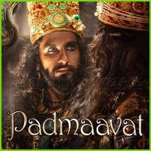 Khalibali - Padmaavat (MP3 Format)