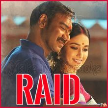 Sanu Ek Pal Chain - Raid (MP3 Format)
