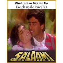 Chehra Kya Dekhte Ho (With Male Vocals) - Salaami