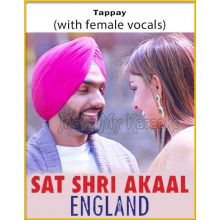 Tappay (With Female Vocals) - Sat Shri Akaal England