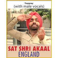 Tappay (With Male Vocals) - Sat Shri Akaal England