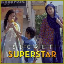 Meri Pyaari Ammi - Secret Superstar (MP3 Format)