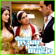 Bulbula - Thoda Pyaar Thoda Magic (MP3 And Video-Karaoke Format)