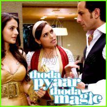 Bulbula - Thoda Pyaar Thoda Magic (MP3 And Video-Karaoke Format)