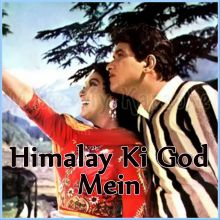 Tu Raat Khadi Thi - Himalay Ki God Mein (MP3 Format)