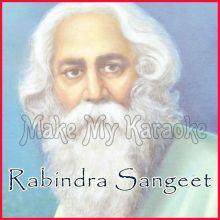 Jagarane Joye Bibhabhori  - Rabindra Sangeet