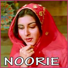 Chori chori koi aaye | Noorie | Lata Mangeshkar | Download Hindi Video Karaoke (Karaoke with lyrics)
