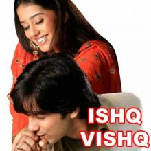 Mere Dil Ko - Ishq Vishq (MP3 and Video Karaoke Format)