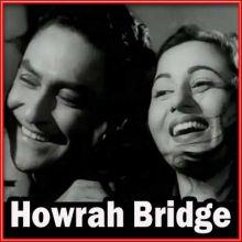 Aayiye Meherbaan- Howrah Bridge (MP3 and Video Karaoke Format)