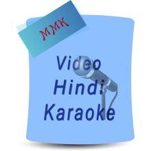 Wada hai Kya Kya Hai Kasam - Taxi Chor (MP3 and Video Karaoke Format)