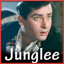 Nain Tumhare Mazedar Oh Janabeali - Junglee
