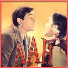 Choti Si Yeh Zindagani Re | Aah | Mukesh | Download Bollywood Karaoke Songs |