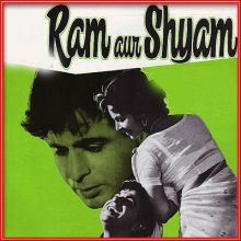 Main Hoon Saqi Tu Hai Sharabi Sharabi  - Ram Aur Shyam  (MP3 and Video Karaoke Format)