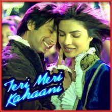 Thats All I Really Wanna Do - Teri Meri Kahaani (MP3 and Video Karaoke Format)