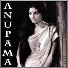 Kuchh Dil Ne Kaha Kuchh Bhi Nahi - Anupama (MP3 and Video Karaoke Format)