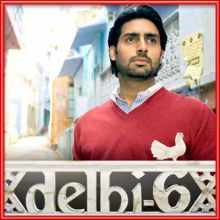 Rehna Tu - Delhi 6 (MP3 and Video Karaoke Format)