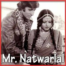 Pardesiya Ye Sach Hai - Mr Natwarlal (MP3 and Video Karaoke Format)