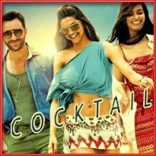 Tumhi Ho Bandhu - Cocktail (MP3 and Video Karaoke Format)