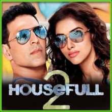 Right Now Now - Housefull 2 (MP3 and Video Karaoke  Format)