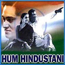 Chhodo Kal Ki Baatein | Hum Hindustani | Mukesh | Download Bollywood Karaoke Songs |