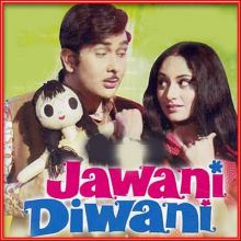 Jaane Jaan Dhoondta Phir Raha - Jawani Deewani (MP3 and Video Karaoke Format)