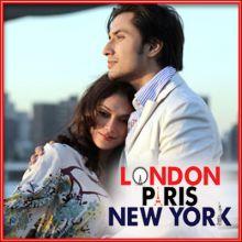 London Paris New York - London Paris New York  (MP3 and Video-Karaoke Format)