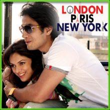 Thehree Si Zindagi - London Paris New York  (MP3 and Video-Karaoke Format)