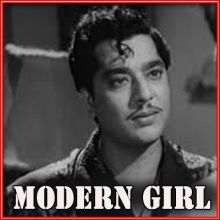 Ye Mausam Rangeen Sama - Modern Girl (MP3 and Video Karaoke Format)