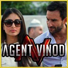 Raabta - Agent Vinod (MP3 and Video Karaoke Format)