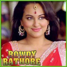 Chhammak Chhallo | Rowdy Rathore | Kumar Sanu, Shreya Ghoshal | Download Bollywood Karaoke Songs |