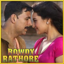 Chinta Ta Chita Chita | Rowdy Rathore | Mika Singh, Wajid | Download Bollywood Karaoke Songs |