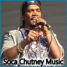 Radica - Soca Chutney Music - English