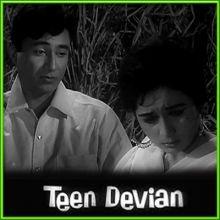 Likha Hai Teri Annkhon Mein Kiska Afsana - Teen Deviyaan (MP3 Format)