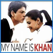 Noor E Khuda - My Name Is Khan (MP3 and Video Karaoke Format)